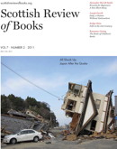 Cover of the current Scottish Review of Books